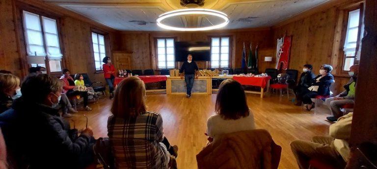 Biblioteca di Bormio: un ringraziamento ai volontari da parte degli Amministratori