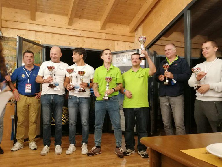 Un giovane valtellinese vince il primo eRally italiano